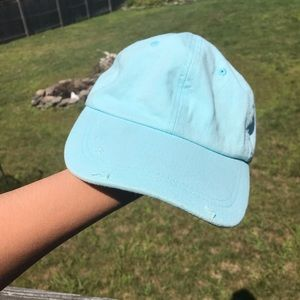 Free If Added To Bundle Distressed Forever 21 Hat